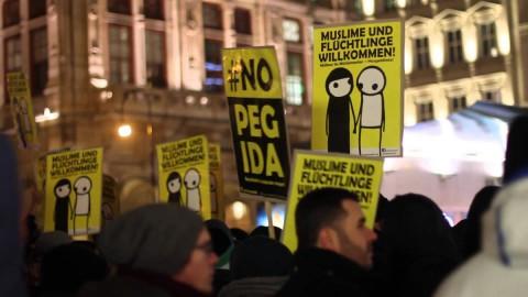 """Brandneue Studie zu: """"NO-PEGIDA: Die helle Seite der Zivilgesellschaft?"""""""