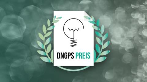 DNGPS Preis für eure Abschlussarbeit